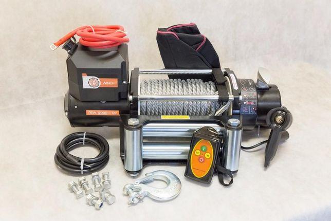 Wyciągarka elektryczna Presko Winch 12000 HD 12V POKROWIEC GRATIS!!