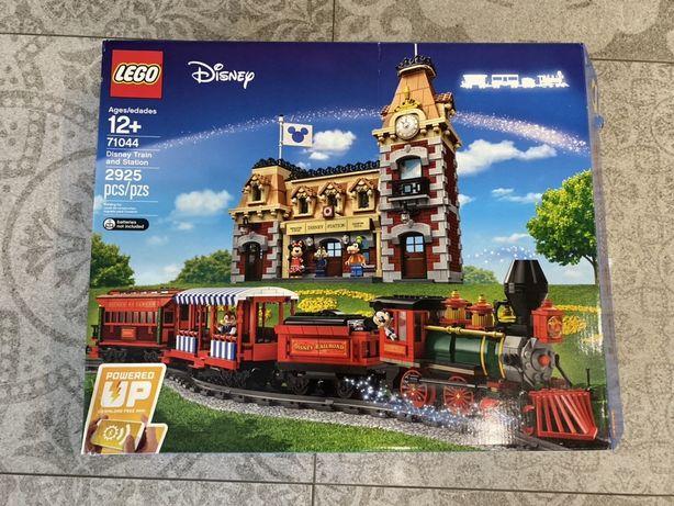 Lego 71044 31313 10269 поезд машина робот