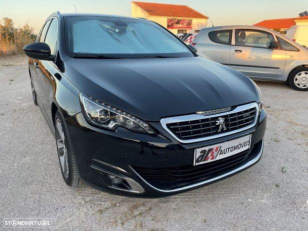 Peugeot 308 SW 1.6 BlueHDi GT Line