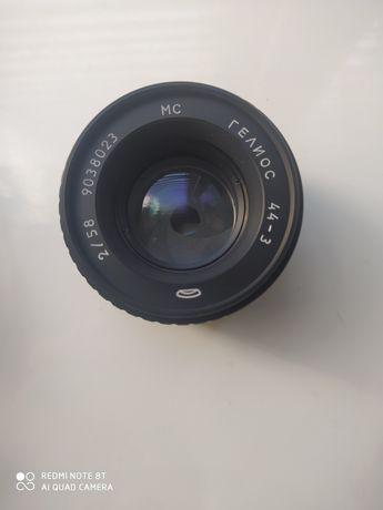 Фото объектив гелиос 44-3
