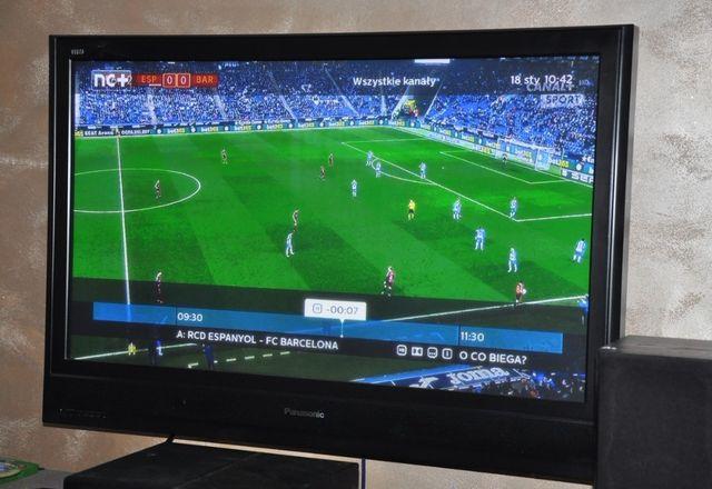 Telewizor Plazmowy Plazma Panasonic TH-42PV7P HD Ekran PILOT d NETFLIX