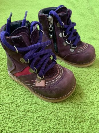 Ортопедичне взуття 21 черевики ( ботинки)