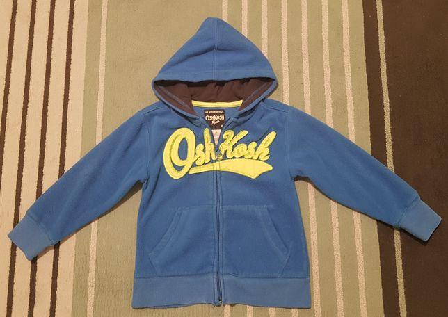 Bluza z kapturem polar 110cm Osh Kosh