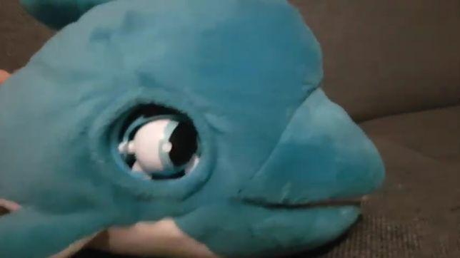 Zabawka delfinek interaktywny blu blu