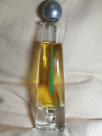 Exclamation zielone/green EDT 50 ml - Niedostepny już UNIKAT