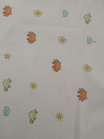 Koc dla noworodka H&M * 100% bawełna * Baby-Baby 100*80 cm * 100 cm