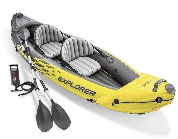 Caiaque Intex - 2 lugares Kayak
