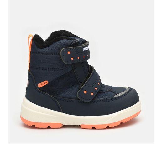 Термо ботинки водонепроницаемые зимние Jong golf