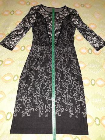 Новое платье размер XS-S, 42-44 р