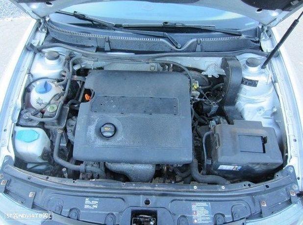 Motor Seat Toledo Leon 1.6 16v 105cv ATN AUS AZD BCB Caixa de Velocidades Automatica + Motor de Arranque  + Alternador + compressor Arcondicionado + Bomba Direção