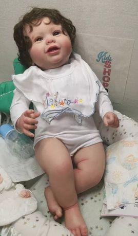 Bebê reborn menino)a