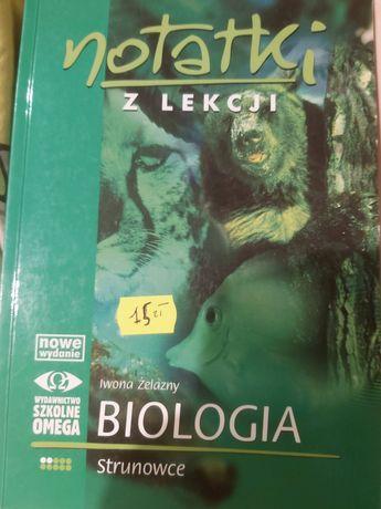 Biologia notatki z lekcji