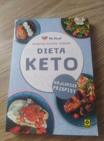 Nowa książka Dieta Keto.