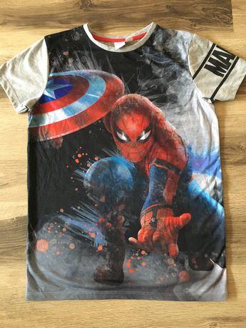 Футболка Marvel человек паук