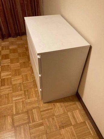 Cômoda branca Ikea