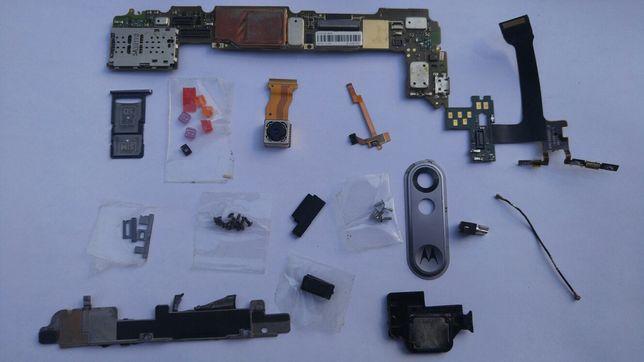 Motorola DROID TURBO 2 Разборка