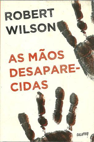 Vendo Livro - As mãos desaparecidas – Robert Wilson