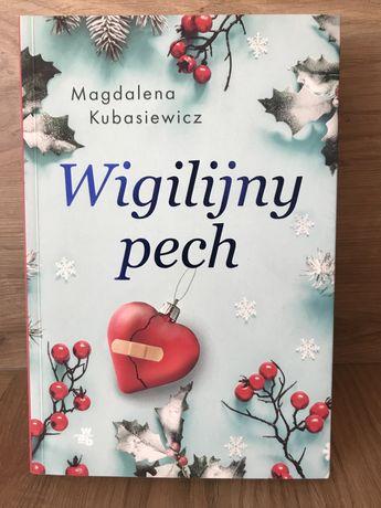 Książka Wigilijny Pech