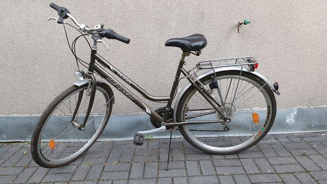 Rower Maxim Excursion 120. Damski. Miejski. Turystyczny. Shimano.
