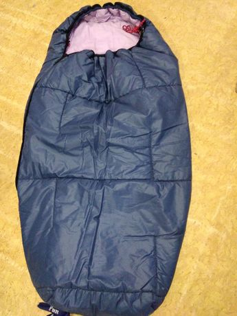 Подростковый туристический спальный мешок