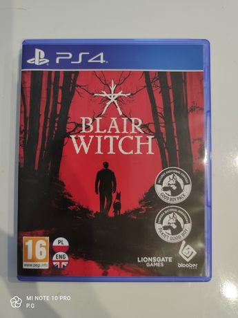 Blair witch Ps4/Ps5 PL