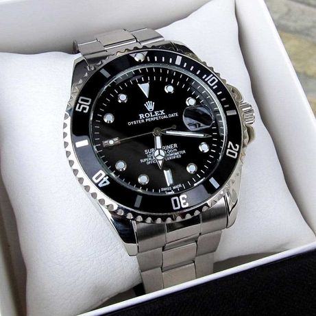 Мужские часы Rolex Submariner | Чоловічий Ролекс | 3 Расцветки