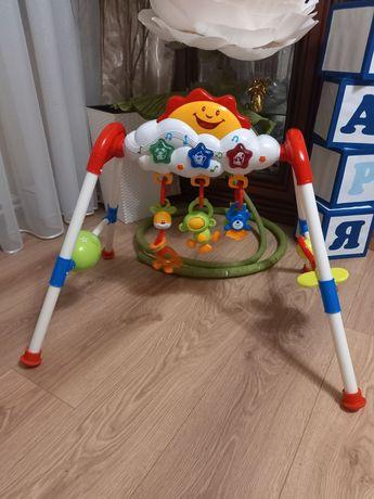 Обучающая стойка для малышей.