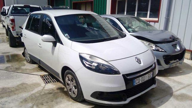 Renault Scenic III - 2011 desmantelamento