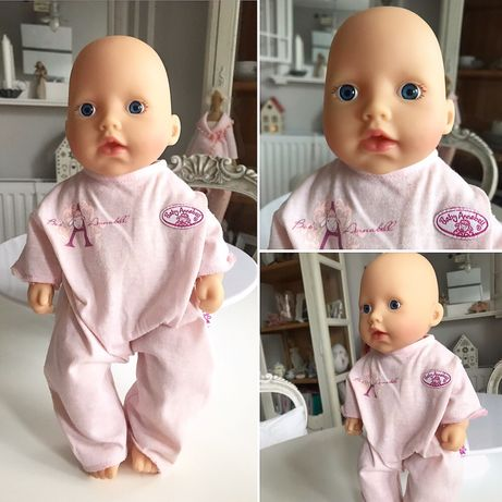 Maly bobas Baby Born Zapf creations do kapieli 29 cm