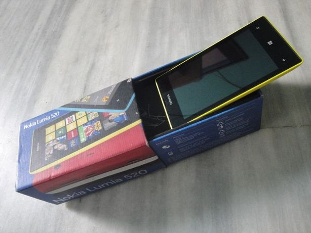 """Новая NOKIA Lumia 520 4"""" Смартфон по цене кнопочного. Гарантия 4мес"""