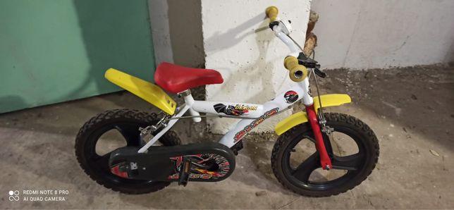 Rower dzieciecy 15 cali