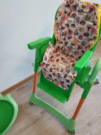 Cadeira de refeição para bebê