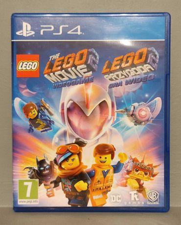 PlayStation 4! LEGO Przygoda 2 Gra Wideo - PL! PS4 - Polecam
