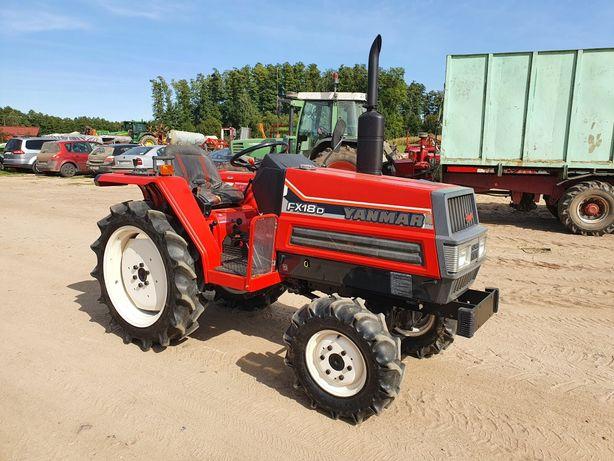 Mini ciągnik traktorek YANMAR FX 18 D , sadowniczy , ogrodniczy , 4x4