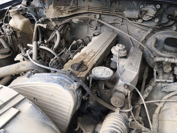 Nissan patrol Мотор rd28