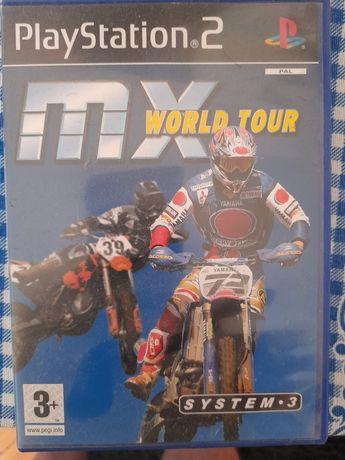 Jogo ps2 MX World Tour