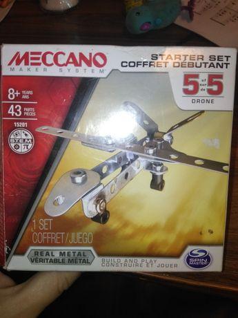 Конструктор металлический Meccano мекано 8+