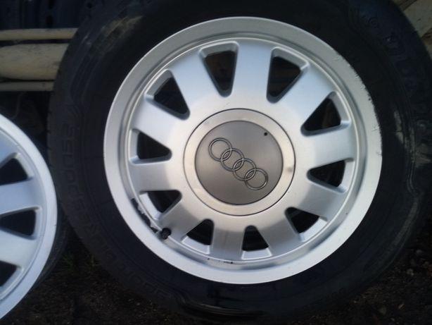 Alufelgi 5x112. Audi a4