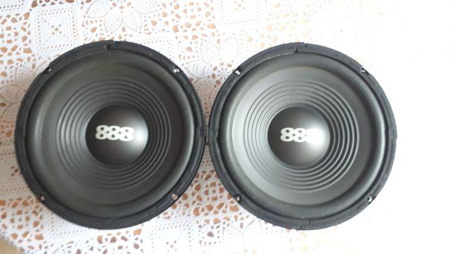 Głośniki basowe 20cm