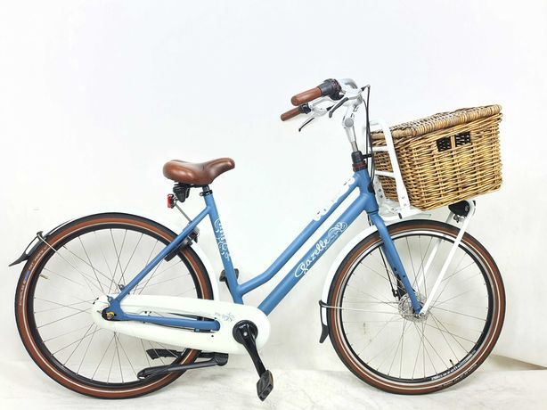 Gazelle Miss Grace 28'', Nexus 8, rower holenderski