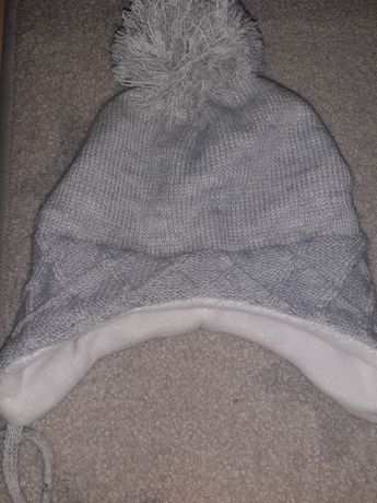 Ciepła czapka zimowa