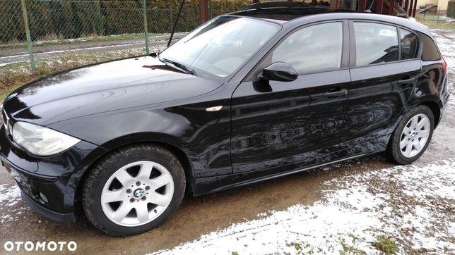 BMW Seria 1 BMW 1,6 z Niemiec