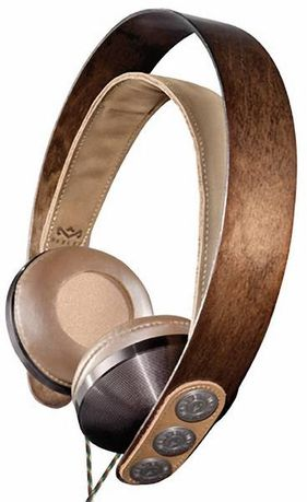 Stylowe słuchawki HiFi Marley Exodus model EM-FH003-HA
