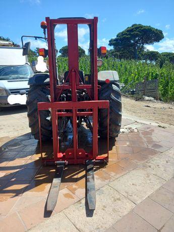 Empilhador para tractor