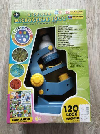 Продам детский микроскоп