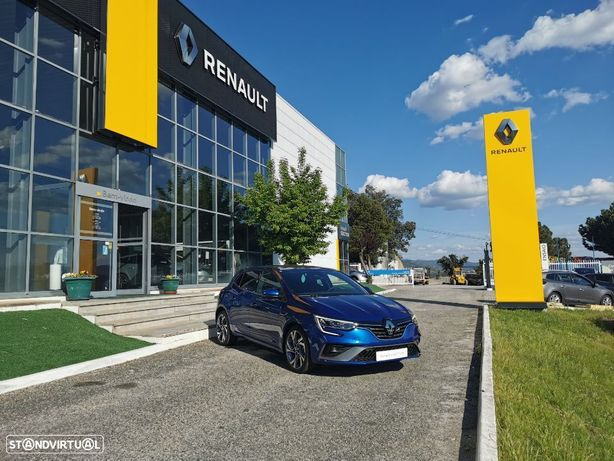 Renault Mégane 1.5 Blue dCi R.S. Line