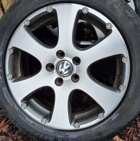 Alufelgi Volkswagen Touran Cross 5x112 R17 215/50/17 235/45/17