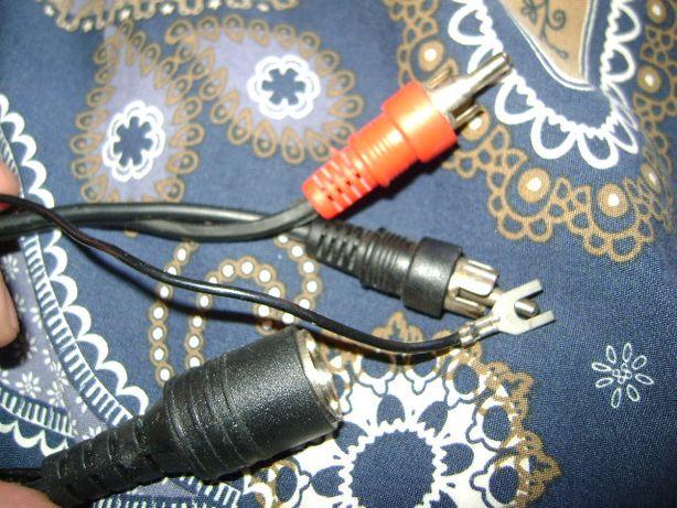 Kabel Audio DIN-2xCINCH/RCA