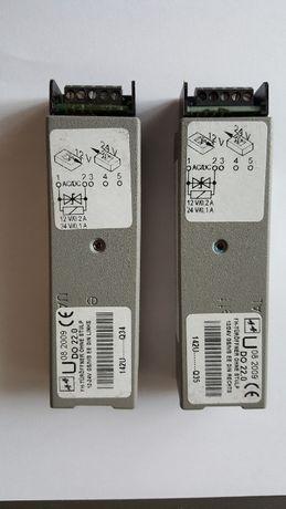 Elektrozaczep do drzwi p.poż. ASSA ABLOY 142U...Q34 lub Q35.