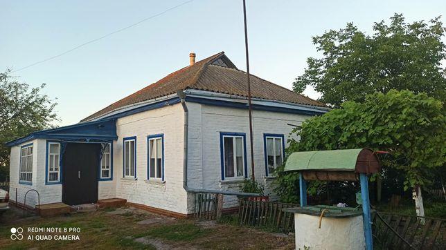 Продається будинок в с.Демки Драбівського р-н Черкаської області